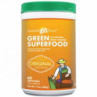 Amazing Grass,  All Natural Drink Powder