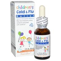 Children's Cold  Flu Relief