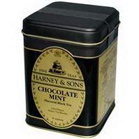 Chocolate Mint Flavored Black Tea