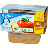 Gerber  Apples