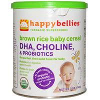 Happy Baby Brown Rice Baby Cereal