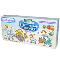 Healthy Times Vanilla Biscuits for Teethers