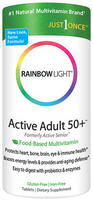 Rainbow Light Active Adult 50