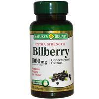 Nature's Bounty Bilberry