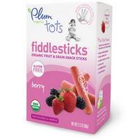 Plum Organics, Tots, Fiddlesticks, Berry