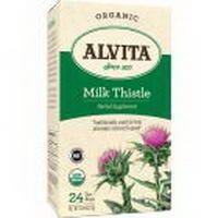 Alvita Teas, Milk Thistle Tea Bags