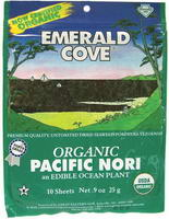 Great Eastern Sun, Emerald Cove,Organic Pacific Nori