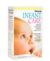 Twinlab, Infant Care, Multi Vitamin Drops With DHA