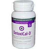 D'adamo DetoxiCal-D