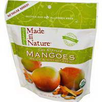 Made in Nature, Organic Mangos
