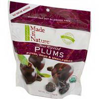 Made in Nature, Organic Plums