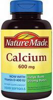 Nature Made, Calcium