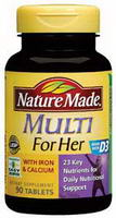 Nature Made, Multi for Her