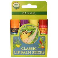 Badger Company Lip Balm Sticks