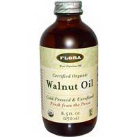 Flora Walnut Oil