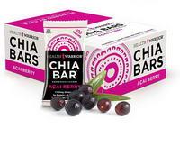 Health Warrior,Chia Bars, Acai Berry