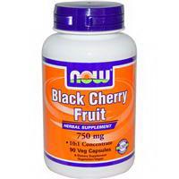 Now Foods, Black Cherry Fruit