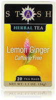 Stash Tean Lemon Ginger Herbal Tea