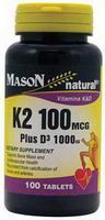 Mason K2 Plus D3