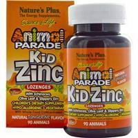 Nature's Plus Kid Zinc Lozenges