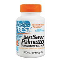 Doctor's Best Best Saw Palmetto
