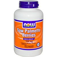 Now Foods Saw Palmetto Berries