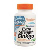 Doctor's Best Strength Ginkgo