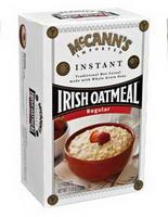 McCann's Instant Oatmeal Regular