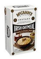 McCann's Instant Oatmeal Sugar