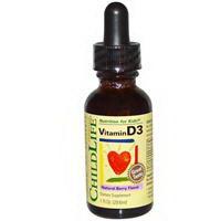 ChildLife Essentials Vitamin D3