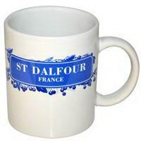St. Dalfour Tea Cup
