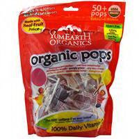 Yummy Earth Organic Pops