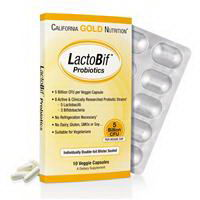 California Gold Nutrition Probiotics