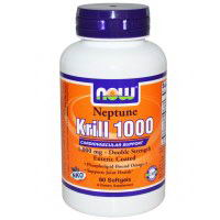 Now Foods Neptune Krill 1000