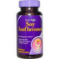 Natrol Soy Isoflavones