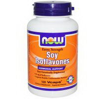 Now Foods Soy Isoflavones Extra Strength