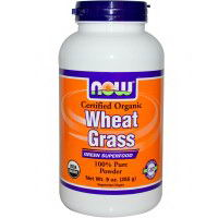 Now Foods Wheat Grass