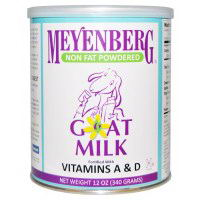 Meyenberg Goat Milk Non Fat Powdered Goat Milk