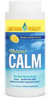 Natural Vitality Organic Sweet Lemon
