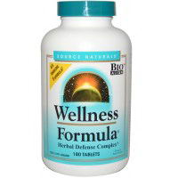 Source Naturals Wellness Formula Echinacea