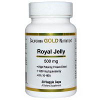 California Gold Nutrition Royal Jelly