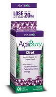 Natrol Acai Green Tea Super Foods