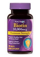 Natrol Biotin  Maximum Strength