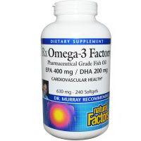Natural Factors Rx Omega-3 240