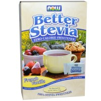 Now Foods BetterStevia French Vanilla