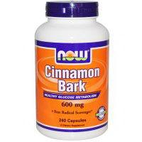 Now Foods Cinnamon Bark