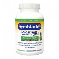 Symbiotics Colostrum Plus Chewables