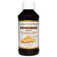Ca Gold Nutrition Zingiber Immune