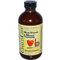 ChildLife Multi Vitamin Mineral