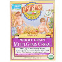 Earth's Best Multi-Grain Cereal